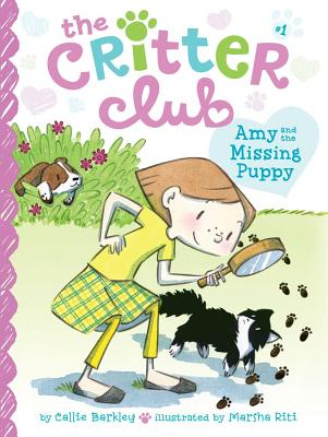 Amy and the Missing Puppy By Barkley, Callie/ Riti, Marsha (ILT)